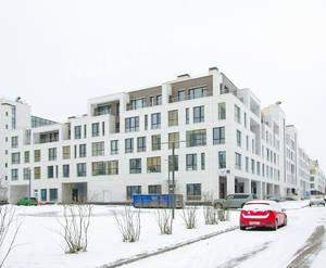 ЖК «Загородный квартал»: ход строительства дома №17