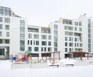 ЖК «Загородный квартал»: ход строительства дома №18