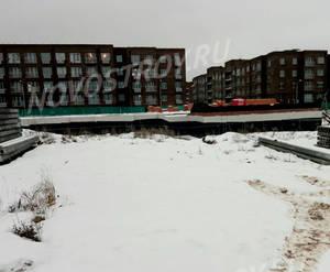 Малоэтажный ЖК «ЗаМитино»: ход строительства корпуса №4