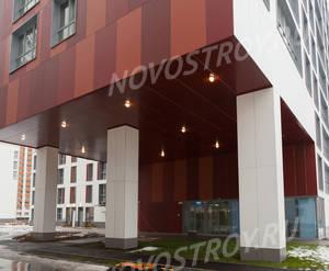 ЖК «Янтарный»: ход строительства корпуса №29