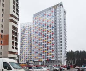 ЖК «Изумрудный» (Щитниково): ход строительства