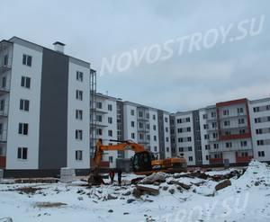 МЖК «Новый Петергоф»: ход строительства 4 очереди
