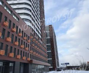 ЖК «Ленинградский»: ход строительства