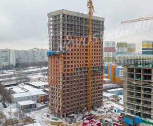 ЖК «Аннино Парк»: ход строительства корпуса №1