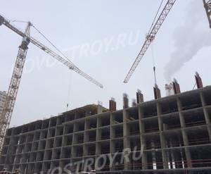 ЖК «Юбилейный» (Реутов): ход строительства