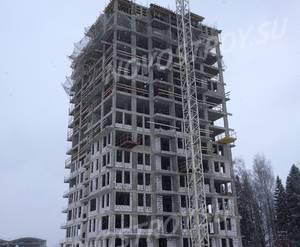 ЖК «Зеленый бор»: ход строительства дома №2315Б