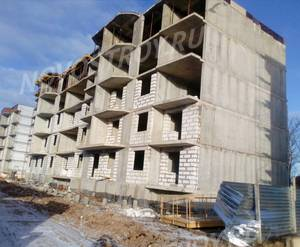 Малоэтажный ЖК «Новый квартал Бекасово»: ход строительства корпуса №2