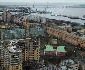 ЖК «Панорамы залива»: скриншот с видеообзора