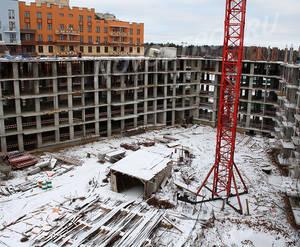 ЖК «Пятницкие кварталы»: ход строительства дома №22