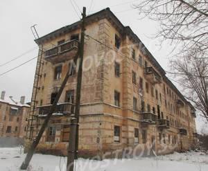 МЖК «На Героев»: снос аварийного здания