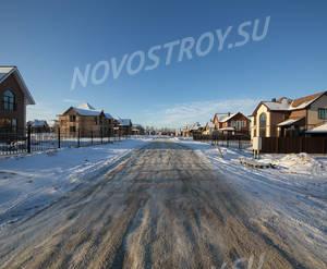Коттеджный поселок «Петровское барокко»: ход строительства