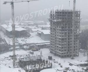 ЖК «Зеленый бор»: ход строительства дома №2315А,2315Б