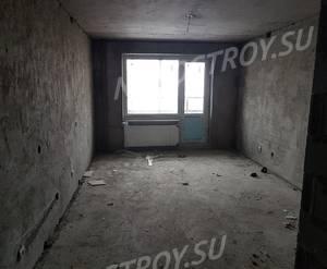 ЖК «Нева Сити» (Кировск): ход строительства корпуса №1 из группы застройщика