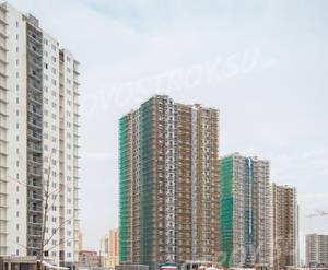ЖК «Новая Охта»: ход строительства корпуса №4
