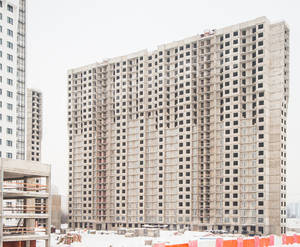 ЖК «Шуваловский»: ход строительства корпуса №14