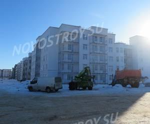 Малоэтажный ЖК «Новое Сертолово»: ход строительства 3 очереди, корпус №22