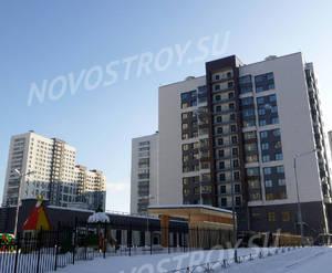 ЖК «Виктория» (Мурино): ход строительства корпуса №6