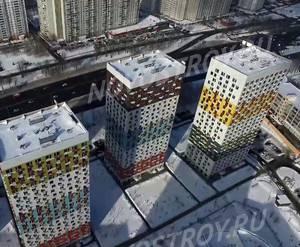 ЖК «Варшавское Шоссе 141»: скриншот с видеообзора