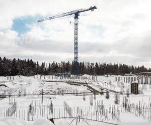 ЖК «Митино О2»: ход строительства дома №14 из официального форума ЖК Митино О2