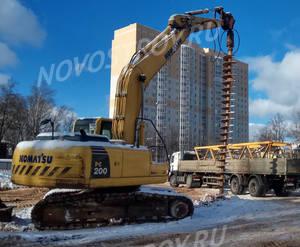 ЖК «Парковые Аллеи»: ход строительства 2 очереди из группы застройщика