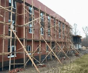 МФК «Дом на набережной Лебедева»: ход строительства