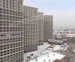 ЖК «Родной город. Октябрьское поле»: скриншот с видеообзора