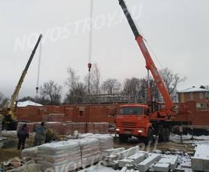 ЖК «У пруда»: ход строительства