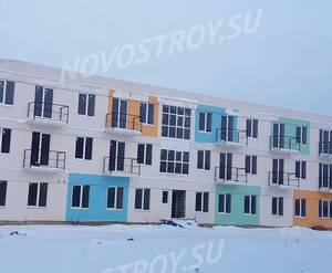 Малоэтажный ЖК «Город Детства»: ход строительства