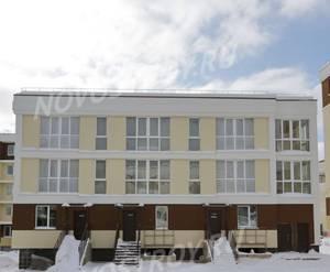 Малоэтажный ЖК «Малина»: ход строительства корпуса №1.5