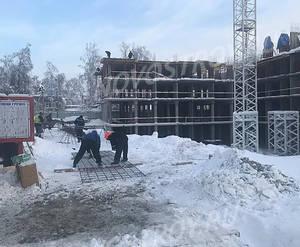 ЖК «Велес»: ход строительства