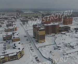 ЖК «Олимп-3»: скриншот с видеообзора