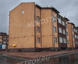 Малоэтажный ЖК «Дмитровские горизонты»: ход строительства