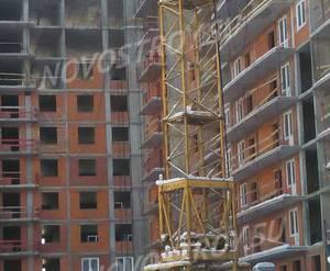 ЖК «Парголово»: ход строительства 27 очереди из группы застройщика