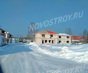 КП «Пески»: ход строительства