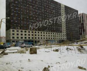 ЖК «Некрасовка»: ход строительства от 29.01.18
