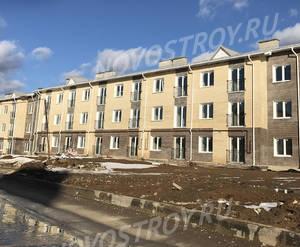 Малоэтажный ЖК «Борисоглебское»: ход строительства корпуса №148