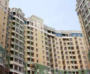 ЖК «Две столицы»: ход строительства корпуса №14