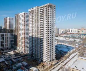 ЖК «Оранж Парк»: ход строительства корпуса №4