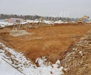 Малоэтажный ЖК «Театральный парк»: ход строительства корпуса №14