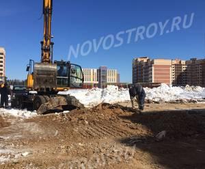 ЖК «Ново-Никольское»: ход строительства
