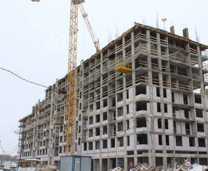 ЖК «Скандинавия»: ход строительства дома №13.1