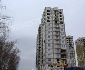 ЖК «Белые ночи»: ход строительства дома №2.1