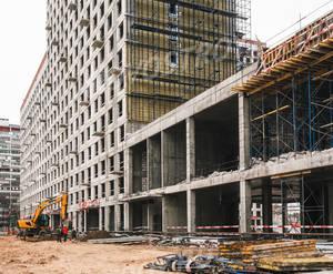 ЖК «Черняховского 19»: ход строительства корпуса №2