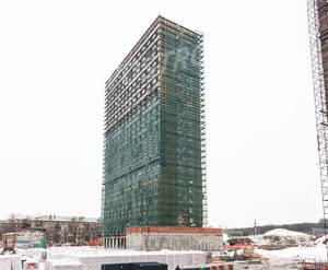 ЖК «Черняховского 19»: ход строительства корпуса №3