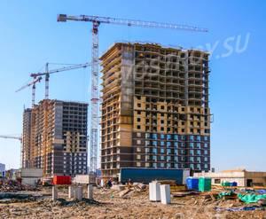 ЖК «ЖИВИ! в Рыбацком»: ход строительства ФЗУ 12