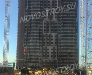 ЖК UP-квартал «Московский»: ход строительства 1 очереди из группы застройщика