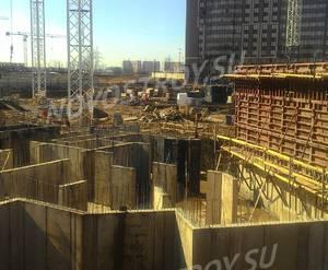 ЖК UP-квартал «Московский»: ход строительства 2 очереди из группы застройщика