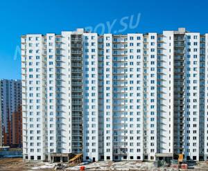 ЖК «Новая Охта»: ход строительства корпуса №5