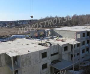Малоэтажный ЖК «Финские кварталы»: ход строительства