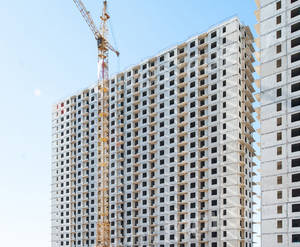 ЖК «Цветной город»: ход строительства дома №6